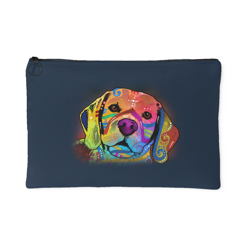BEAGLE Accessory Pouch, Navy