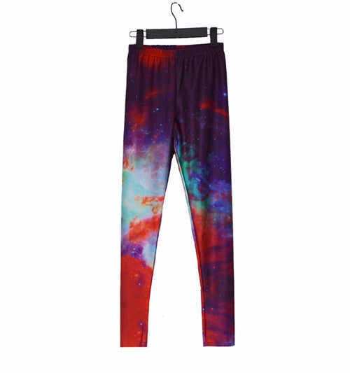 Galaxy Leggings - 4 Designs