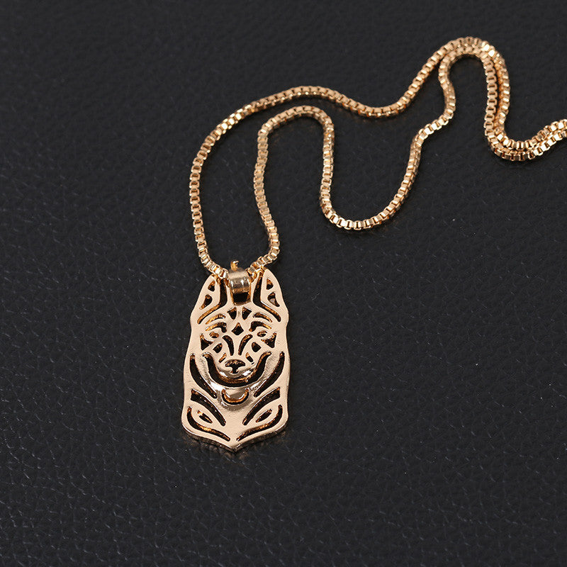Husky Spirit Necklace