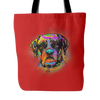 BOXER Tote Bag, Multi-Colors