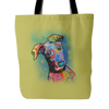 GREYHOUND Tote Bag , Multi-Colors