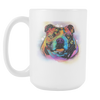 ENGLISH  BULLDOG 15oz White Mug
