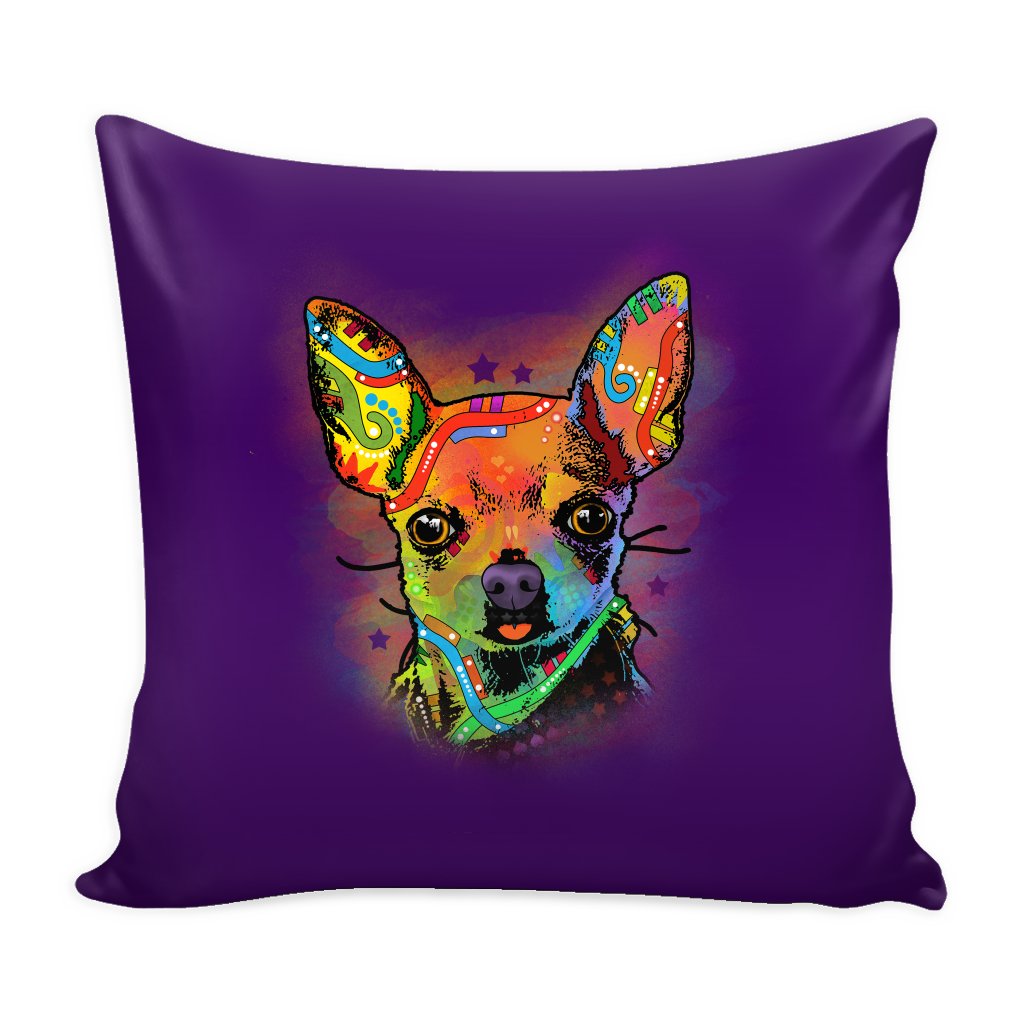 CHIHUAHUA Pillow Cover, Multiple Colors