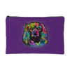 CAVALIER KING CHARLES SPANIEL Purple Accessory Pouch