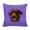 LABRADOR CHOCOLATE Pillow, Multiple Colors
