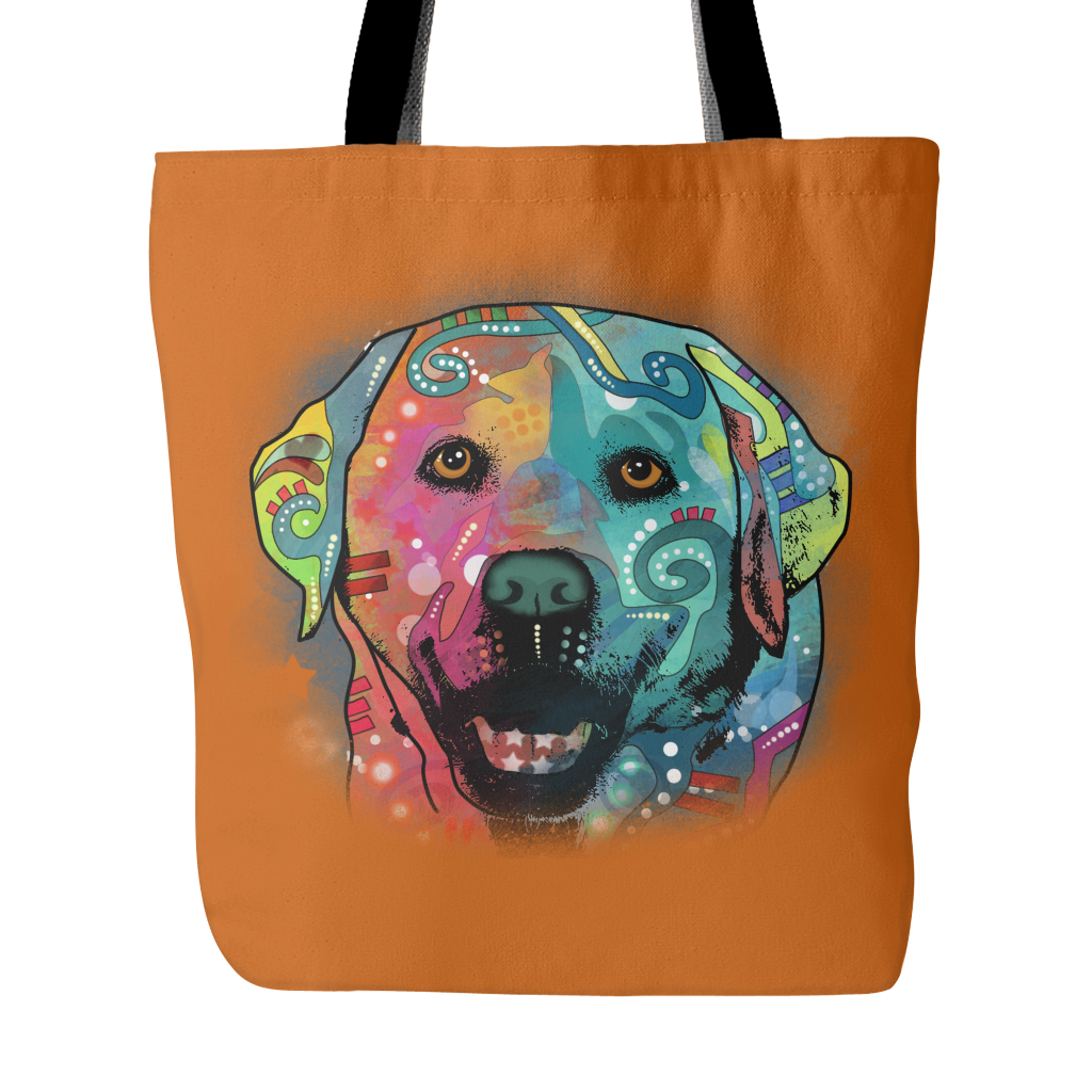 LABRADOR Tote Bag, Multi-Colors