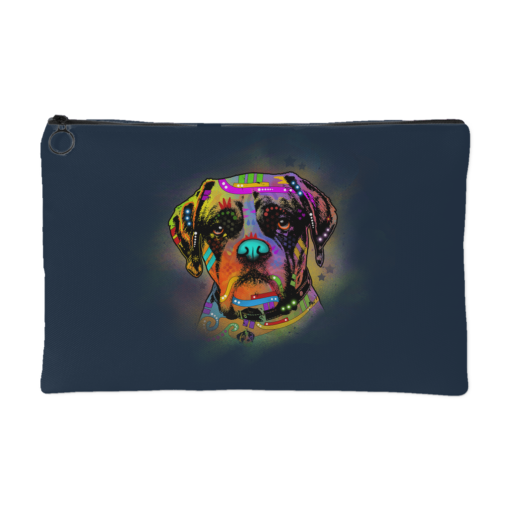 Boxer Accessory Pouch, Navy