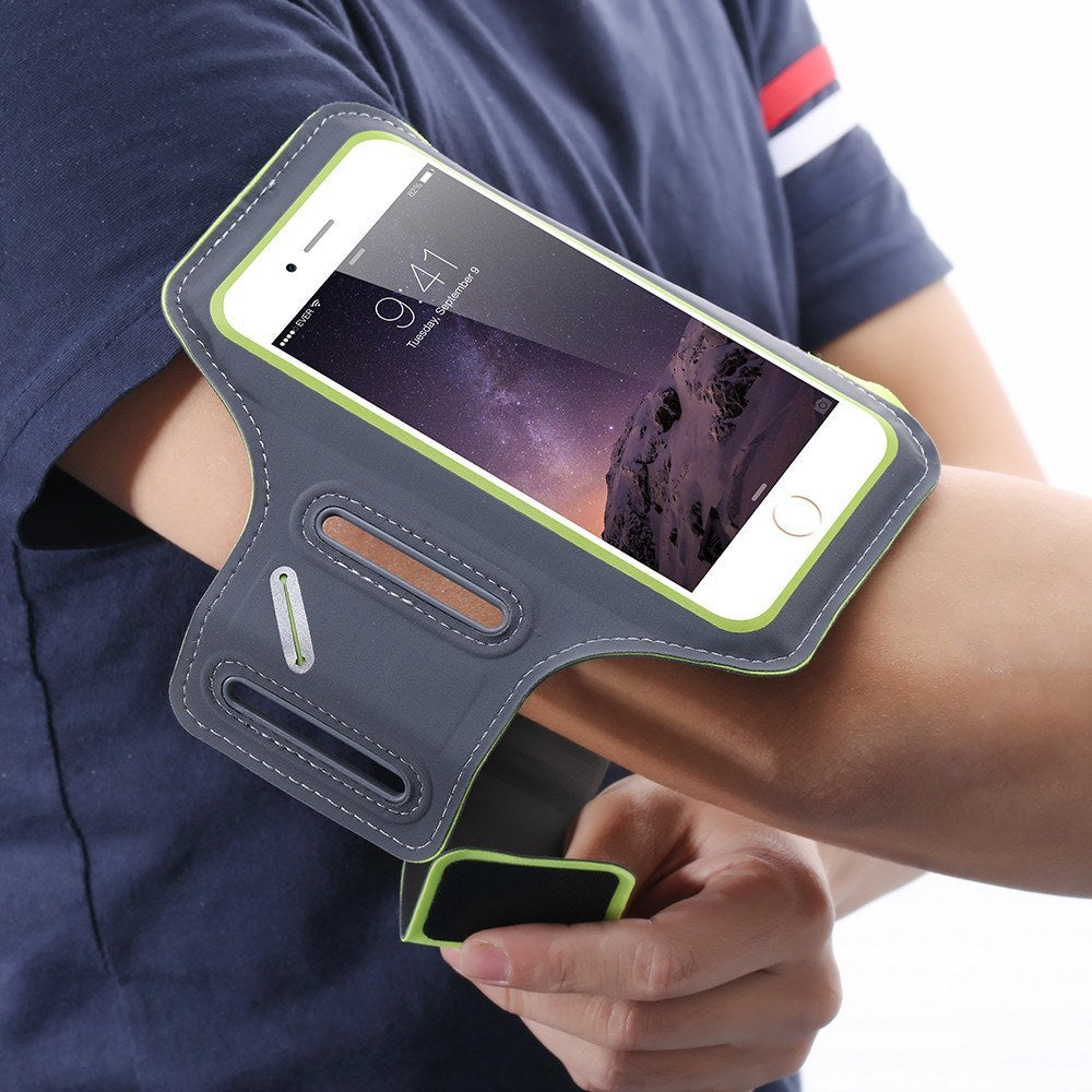 Arm Band - Waterproof Sport Running Arm Band Case For Samsung Galaxy S6/S6 Edge/Plus S5 S4 Note 5 4 3 A5 A7 A8