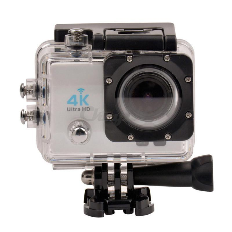 Camera - 16MP Ultra HD 4K Wifi Extreme Sport Diving Camera 1080P 60fps 170D Lens Action Cam