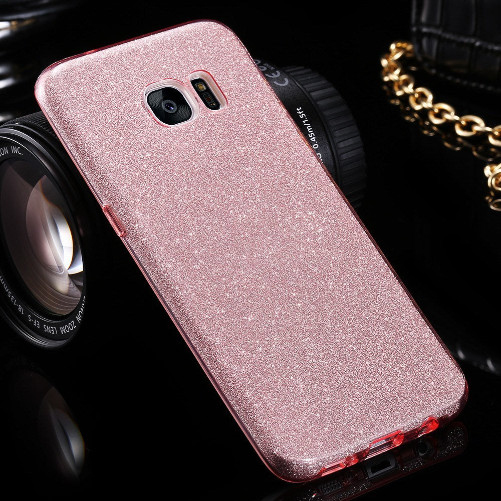 e505ba172 ... Cellphone Case - Glitter Bling Case For Samsung Galaxy S7/Edge ...
