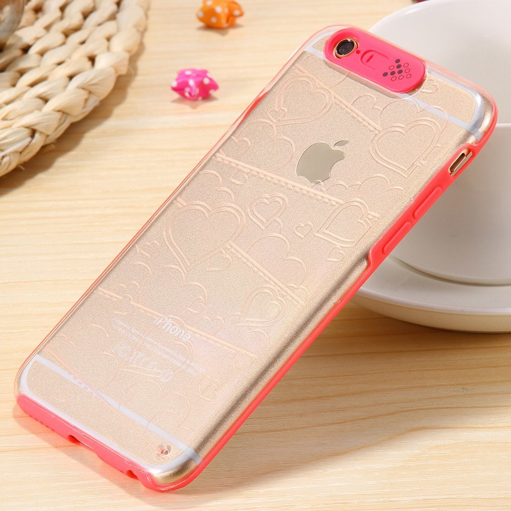 Cellphone Case - Luminous Flash Light Cover Case For IPhone 5 5s