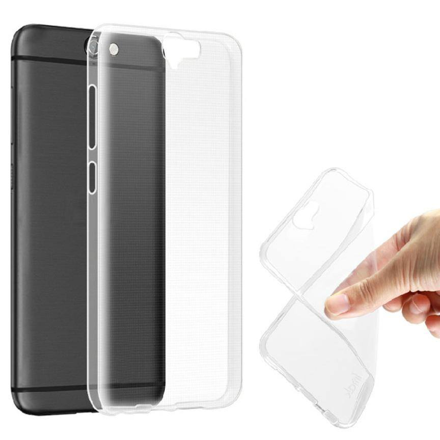 Cellphone Case - Soft Transparent Gel Skin TPU Case Cover For HTC One A9