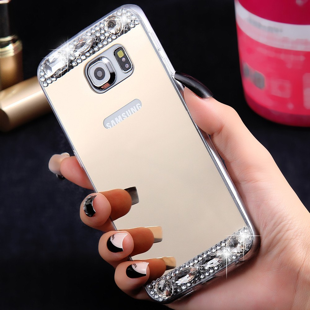 Cellphone Case - Transparent Ultrathin Soft Clear Case For Samsung Galaxy S6/Edge