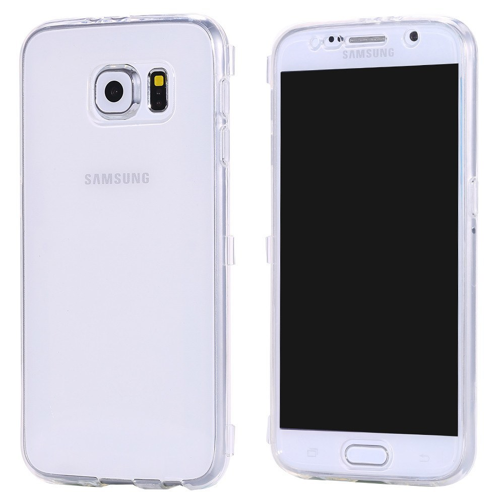 Cellphone Case - Ultra Thin Clear Cover Case For Samsung Galaxy S6