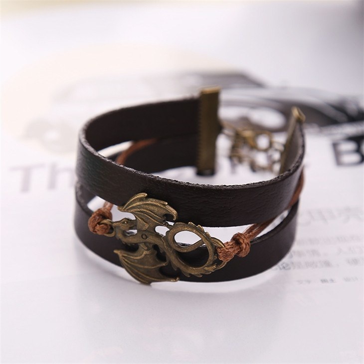 Collectibles - Game Of Thrones Dragon Fire Bracelet