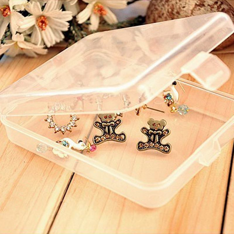Cosmetic Bags/Organizers - Empty Container Storage Case Box 10pcs/Set