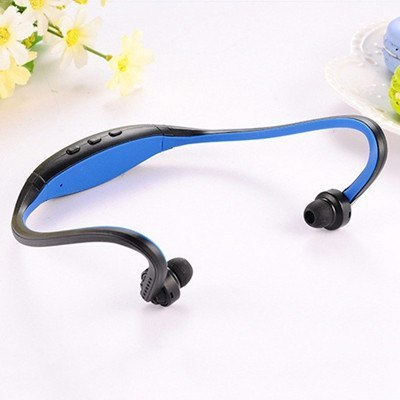 Earphone - Wireless Bluetooth 4.0 With Mic Earphone For Workout