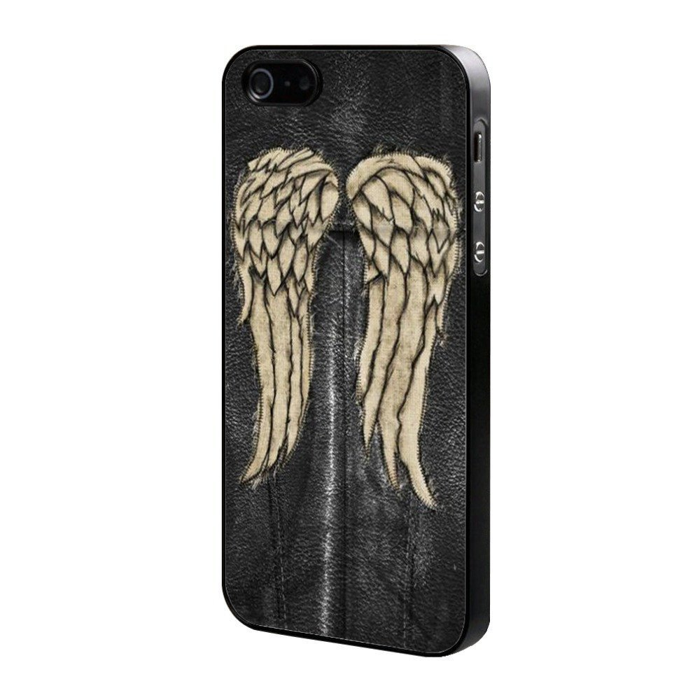 IPhone 5, 5s, 6, 6s, 6s+ - The Walking Dead Daryl Dixon Cover For IPhone 4 4s 5 5s 5c 6 6s Plus And Samsung Galaxy S3/4/5/6/edge+ Note2/3/4/5/mini