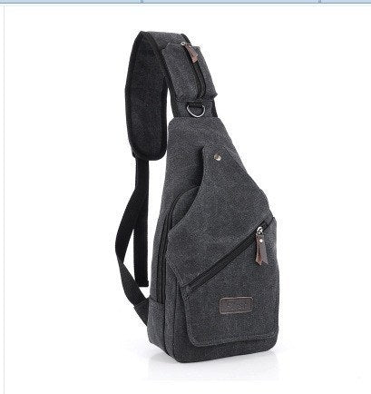 Luggage /BackPacks - Travel Shoulder Triangle Backpack