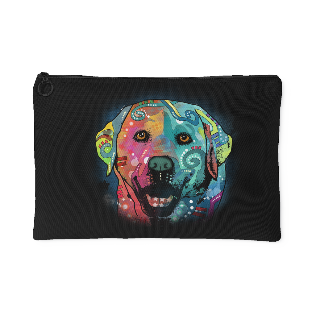 LABRADOR Accessory Pouch, Black