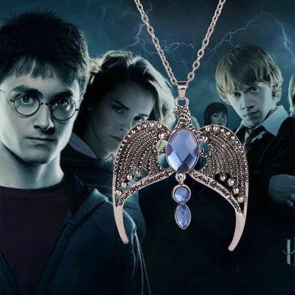 Necklaces - Ravenclaw Horcrux Diadem Necklace ~ Enjoy 2-5 Day Delivery