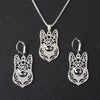 Husky Spirit Jewelry Set