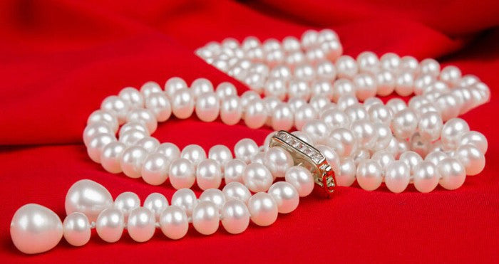 Luxurious Freshwater Pearl Beads Necklace
