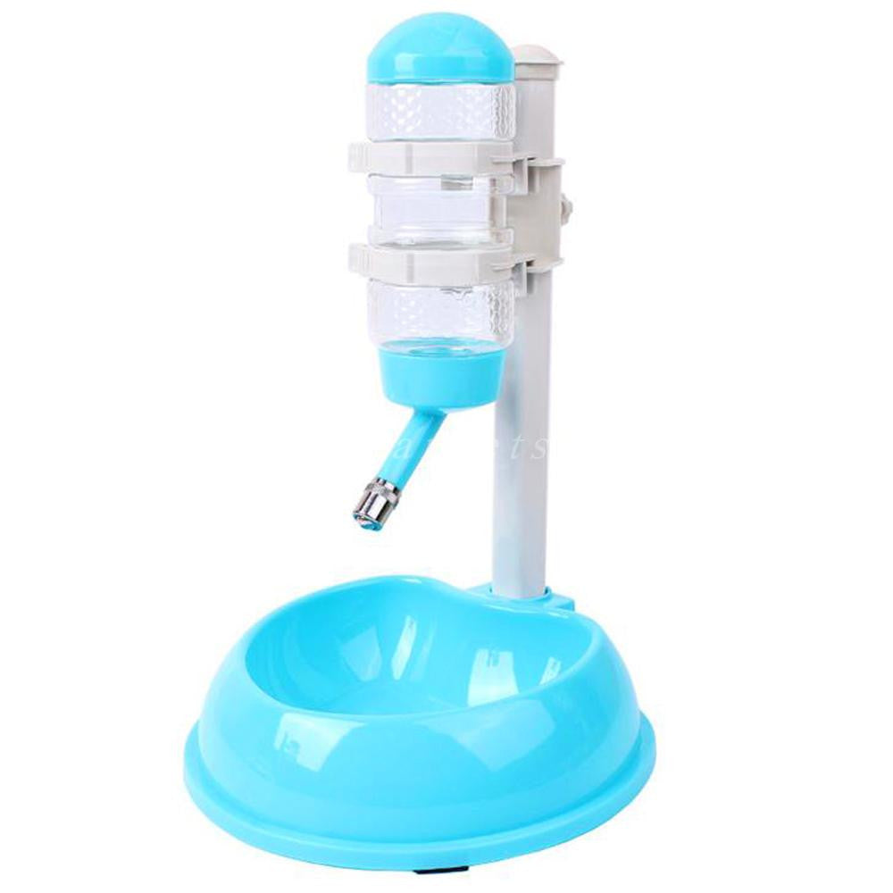 Automatic Pet Water Dispenser and Food Feeder for Pets