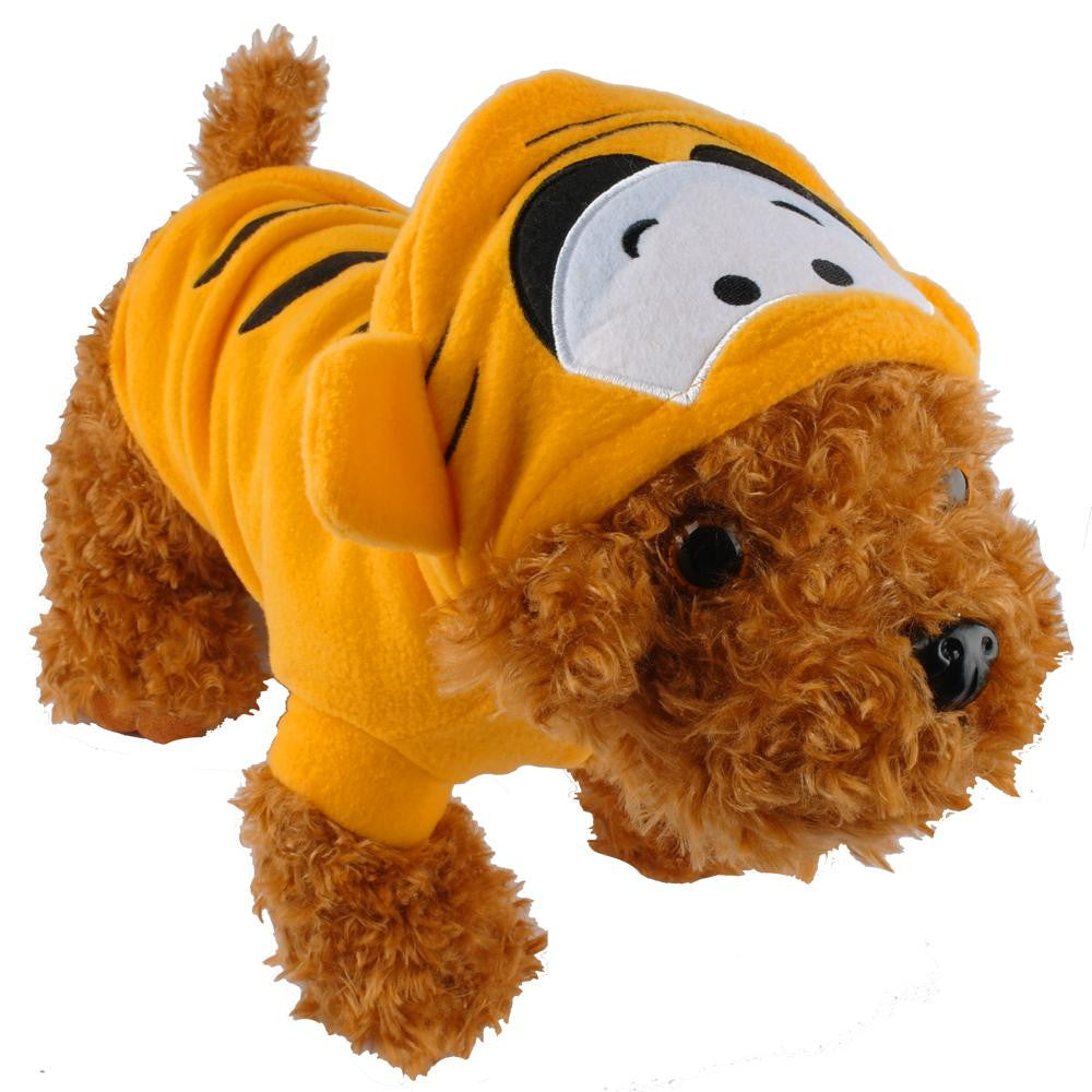 Dog Coat Cute Tiger Hoodie S M L XL