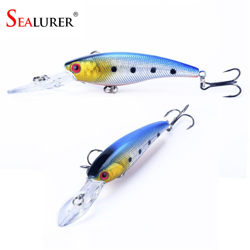 Fishing Lure Set Long Tongue Isca Artificial Wobbler Pesca Fishing Bait