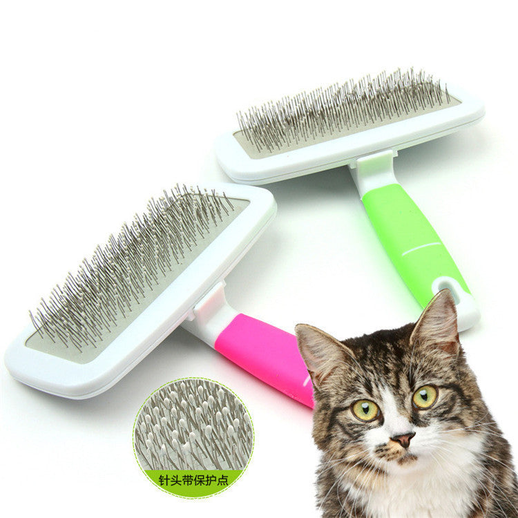 Cat Hair Grooming Slicker Comb