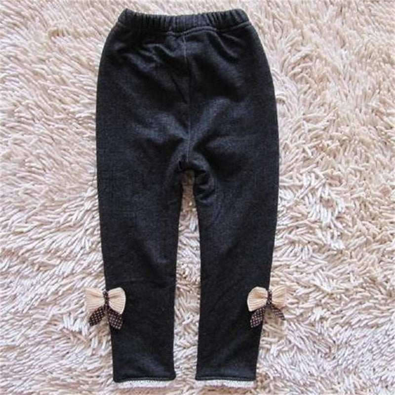Warm Elastic Kids Leggings