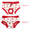 Adjustable Female Pet Short Physiological Underwear