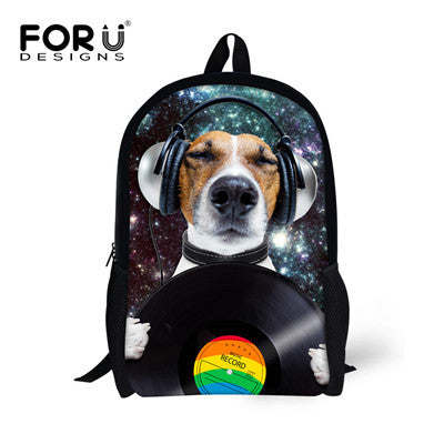 We Be Jammin  Pets Backpacks! Galaxy Cool Cat   Funky Frenchy and more  9e8f163b8ce43