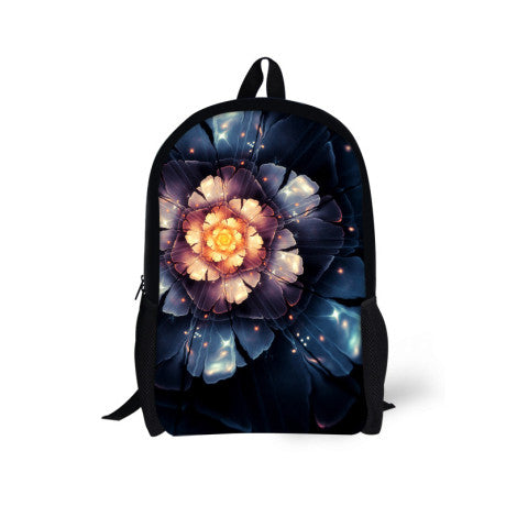 Floral Women Casual Backpack