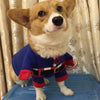 2016 New Dog Clothes Dog Coat Pet Costume Funny  Cartoon Pet Clothing Apparel Hoodie Cat Clothes Soft Puppy Captain America 19