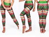 Festive Christmas Leggings - 5 Hot 3D Designs