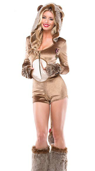 Wizard of Oz Lioness Costume