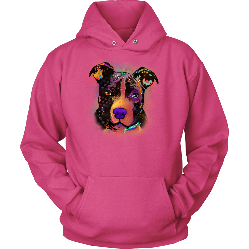 PITBULL Hoodie, All Sizes & Colors