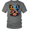 FRENCH BULLDOG 4.3 oz Tee, All Colors & Sizes