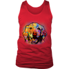 GOLDEN RETRIEVER Men's Tank Top All Colors & Sizes