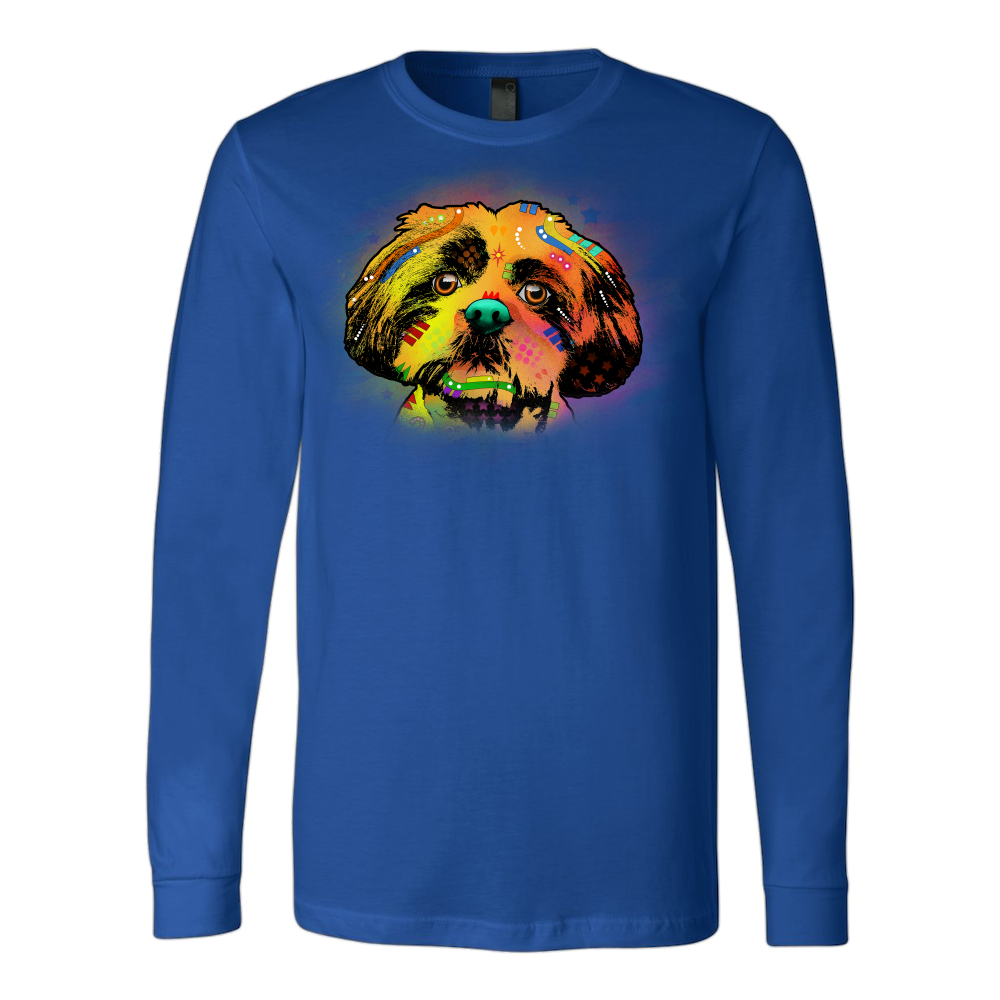 SHIHTZU Long Sleeve, All Sizes & Colors