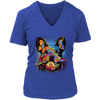FRENCH BULLDOG Lover V-Neck Tee All Colors & Sizes