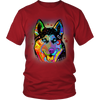 HUSKY Winter T-Shirt 5.3oz, All Colors & Sizes