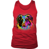 AUSTRALIAN SHEPHERD Tank, All Sizes & Colors