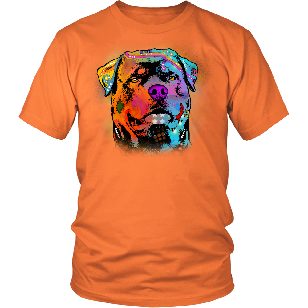 ROTTWEILER 4.3 OZ T-Shirt, All Colors & Sizes