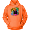 PUG Hoodie, All Colors & Sizes