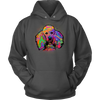 POODLE Hoodie, All Sizes & Colors