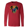 DACHSHUND  Long Sleeve Shirt, All Colors & Sizes