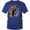 GERMAN SHEPHERD 5.3 oz Winter Tee, All Colors & Sizes